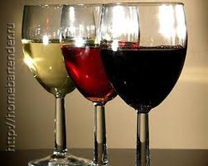 Классификация вин. Белые, розовые и красные вина.